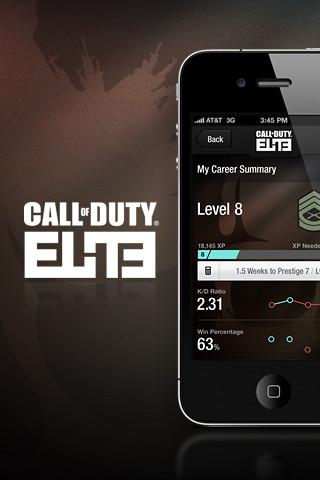 call of duty elite
