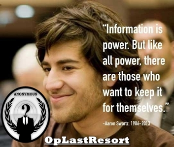 MIT Website Hacked by Anonymous to Mark First Death Anniversary of Aaron Swartz-2