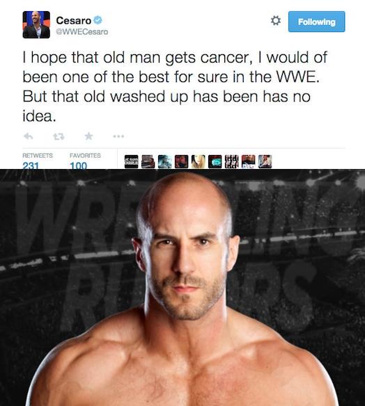 wwe-superstar-antonio-cesaros-twitter-account-hacked-wish-cancer-on-mcmahon-vert