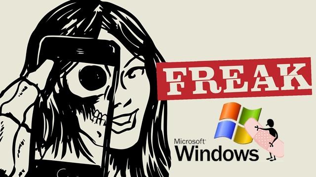 windows-vulnerable-to-critical-freak-ssl-flaw-microsoft-says