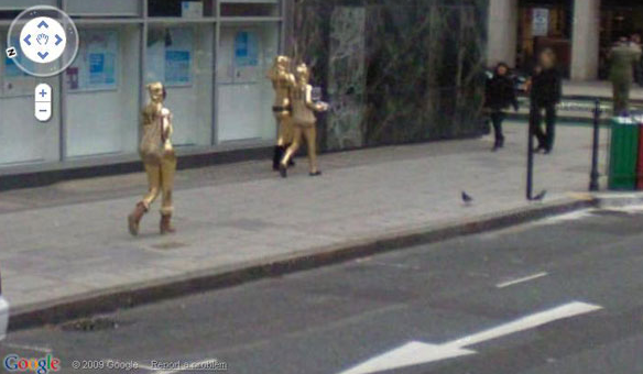 80 funny creepy strange disturbing google street view