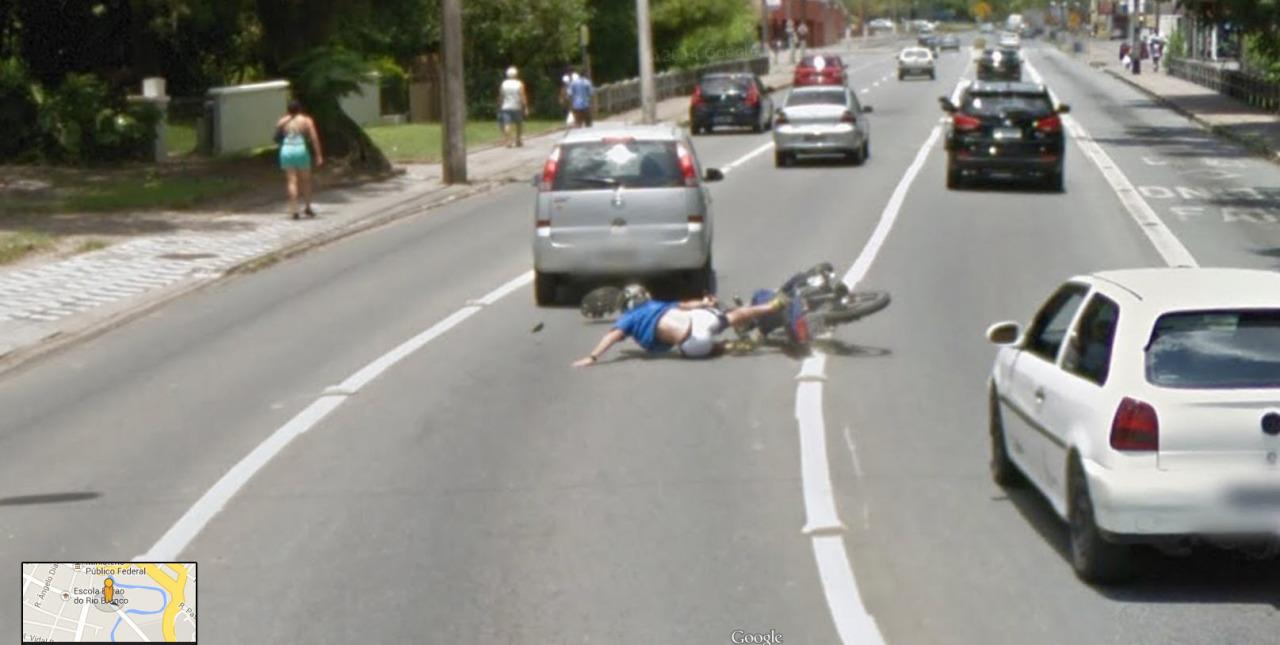 80 funny, creepy, strange, disturbing Google Street View ...