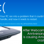 Windows10 Anniversary Update Causing Devices to Crash – Yet Again!