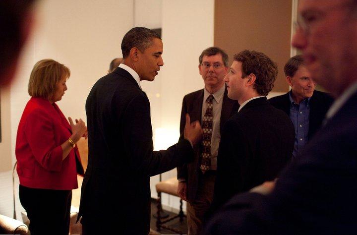 Mark Zuckerberg's Facebook profile 'hacked'