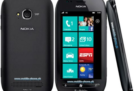 Nokia Lumia 710 T-mobile: Coming soon