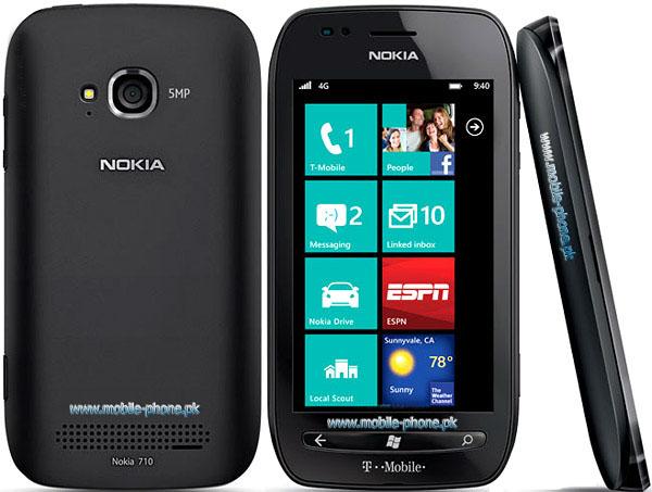 Nokia Lumia 710 T-mobile: Coming soon