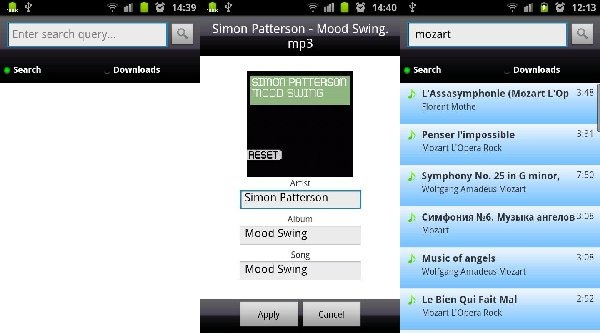 Easy Mp3 Downloader Android Apps Download Mp3 files for Free