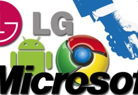 Microsoft Signs Android Patent Agreement with LG