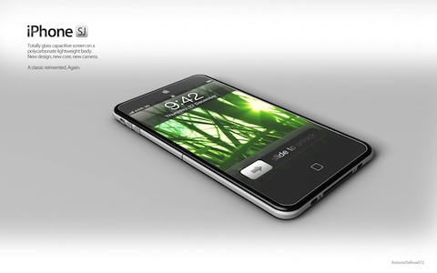 Say Hello to the fabulous iPhone SJ