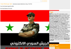 Al Jazeera news channel website hacked by Syrian Hackers