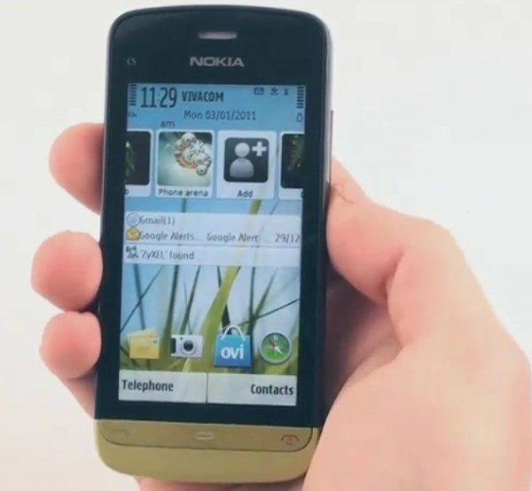 Nokia C5-03 [Old but still Gold]
