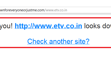 ETV India website taken offline by Bangladesh Black HAT Hackers