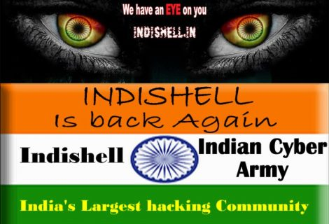 Over 200 Bangladeshi Government and Private Websites Hacked by Indishell