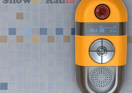 Digital Shower Radio [Review]