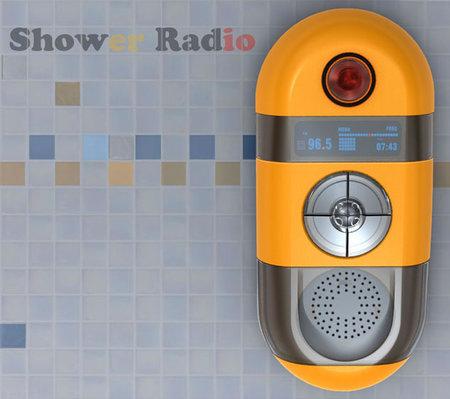 Digital Shower Radio [Review]