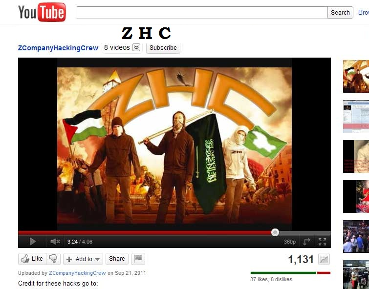Fiat Website Hacked and Defaced by ZHC