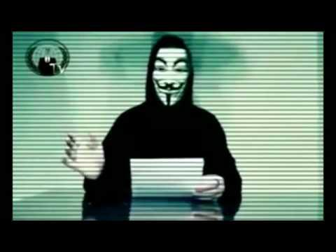 Anonymous Message To The State of Israel