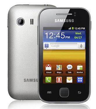 Samsung Galaxy Y S5360 [Review]