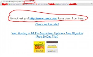 Bangladesh Hackers Take Down India's Zee TV Channel Site