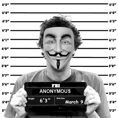 FBI charging Anonymous for stealing $700K CC from Stratfor attack