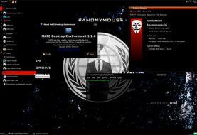 Anonymous Hackers released ''Anonymous-OS 0.1'' their own Operating System