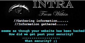 Siemens and Canon websites hacked and database leaked by Team INTRA