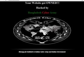 National Union of Journalists India hacked by Bangladesh Cyber Army