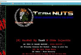 Stanford University hacked by Team Nuts