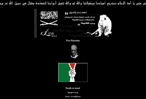 Ecuador Government Websites hacked by X-L1n3