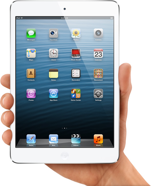 Apple iPad Mini Expectations and Rumor Roundup