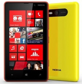 New Nokia Lumia 820 (Review, Specifications & Performance)