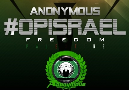 Anonymous hacked Israeli News Agency, 91 user accounts leaked for #OpIsrael