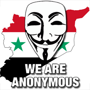 Anonymous Leak Confidential Emails from Syrian Ministry of Foreign Affairs for #OpSyria