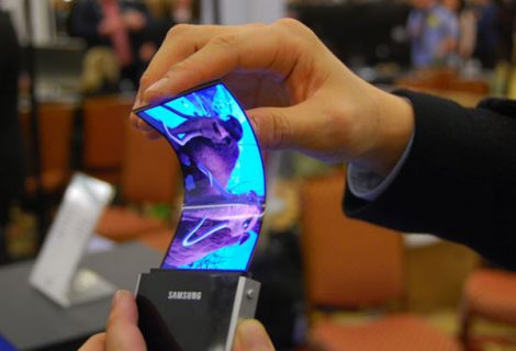 Samsung To Launch Unbreakable, Bendable Phone Screen
