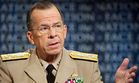 US Ex-Military Head Mike Mullen Computers Hacked by Unknown hackers