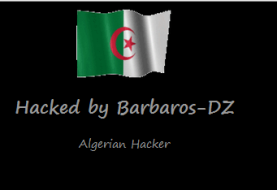 32 Chinese Government Websites Hacked by Barbaros-DZ Algerian Hacker