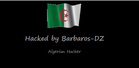 22 Chinese Government Websites Hacked by Barbaros-DZ
