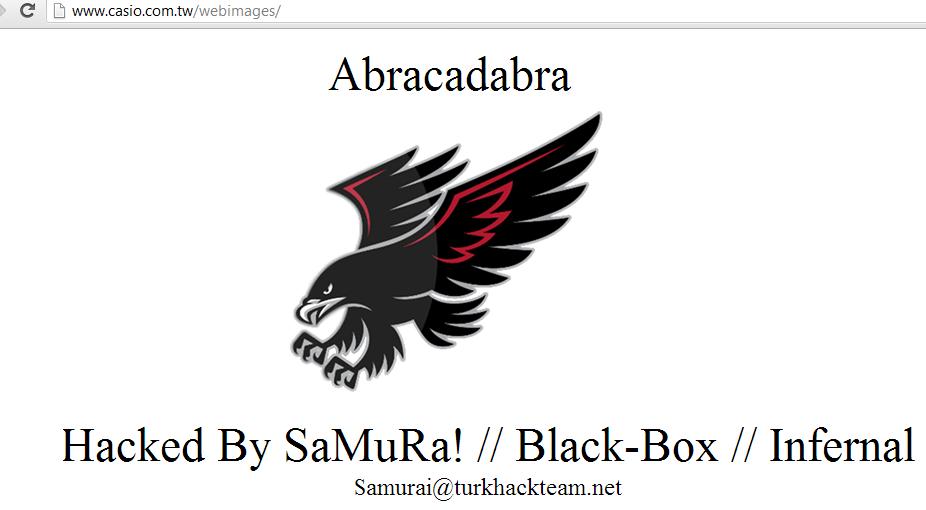 Casio-hacked-by-SaMuRa!-hacker-