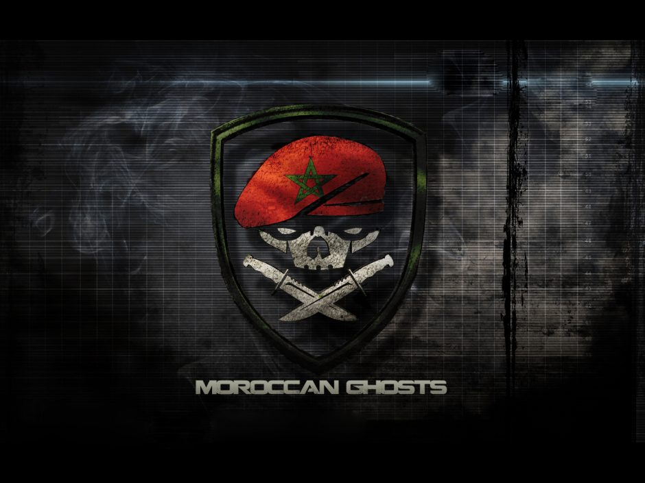 International Center of Human Rights Website Hacked by Moroccan Ghosts
