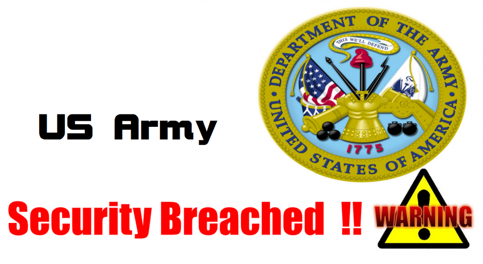 US Army Commands Databases Hacked, 36k People Info Breached