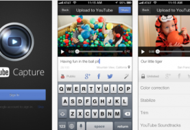 Download Google's YouTube Capture App For iPhone [Download Link Available]