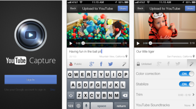 Download YouTube Capture iOS (Free)