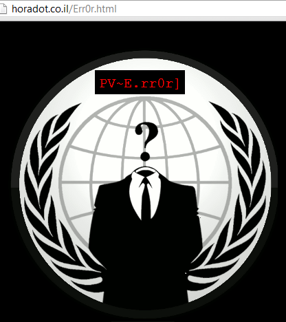 516 Websites Defaced by Anonymous #PV~E.rr0r