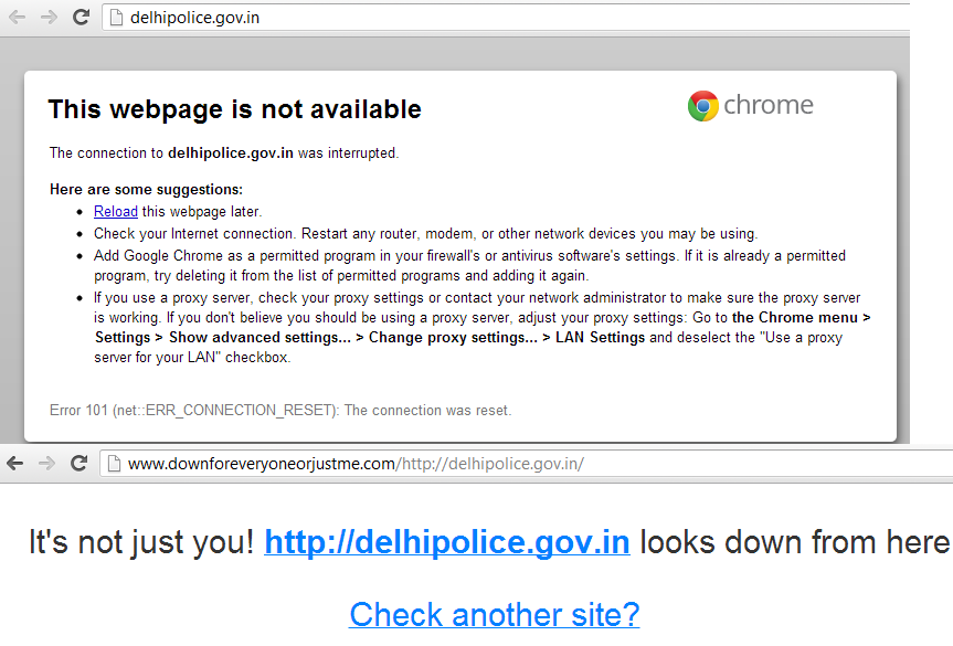 delhi-police-website-hacked