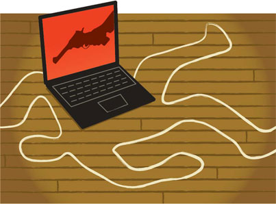 Murders Could be the next form of cyber crime