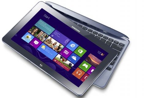 Samsung Series 5 Ultra Touch Laptop Review