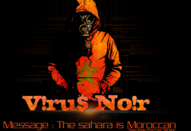 41 Spanish Website Hacked by V!rus No!r of Moroccan Agent Secret