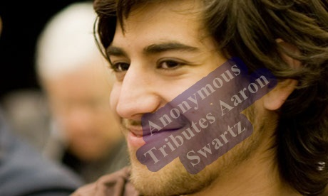 Anonymous Hacks MIT Website, Leaves Aaron Swartz Tribute
