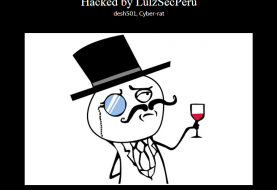Argentinian Ministry of Defense Site Hacked, Top Secret Data Leaked by LulzSec Peru