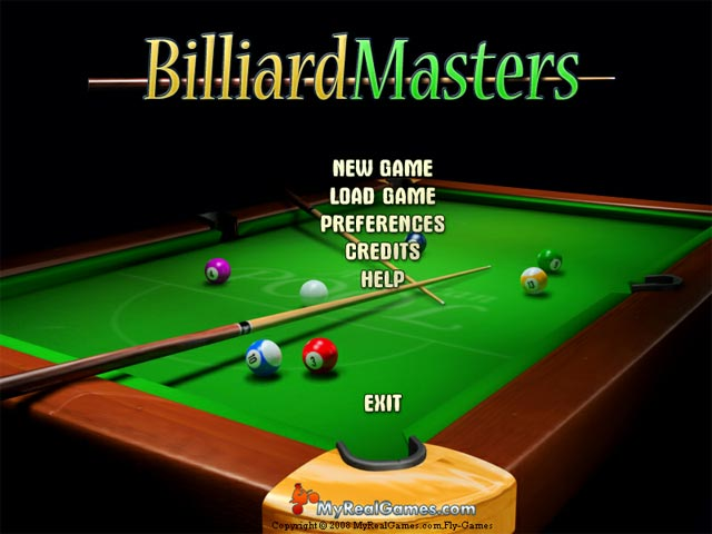 Billiard Masters 3D-download